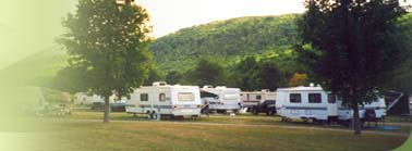 camping at Ferenbaugh